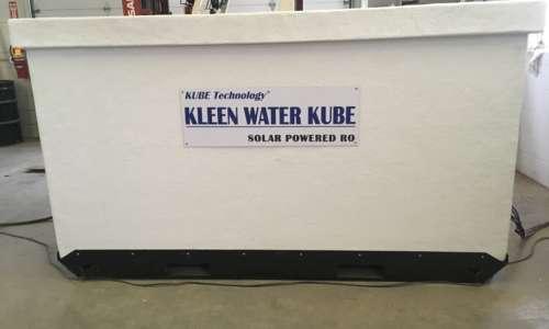 Kleen Water Kube