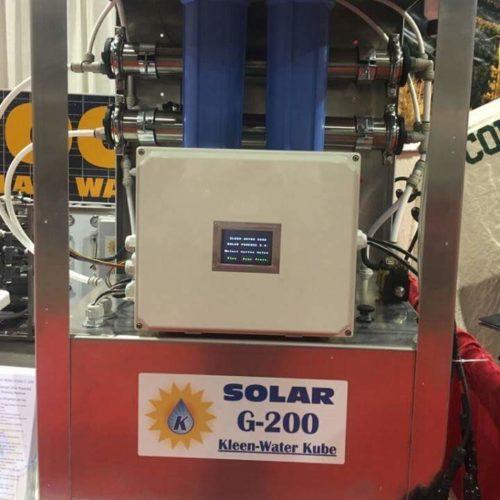 G200 Solar RO System